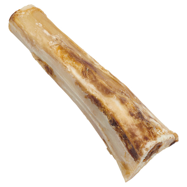 Healthy Stuffed Shin Bone for Dogs – Large Filled Dog Bones for All Breeds – Dig