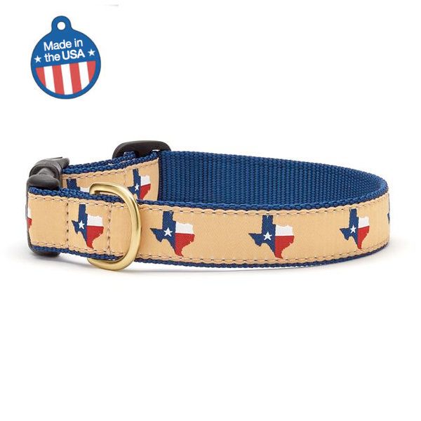 Texas Dog Collar
