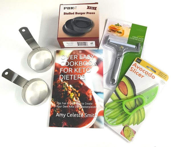 GOURMET KETO COOKING SET