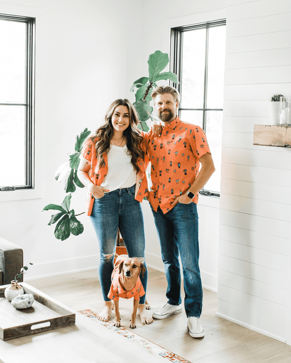 Can't Touch This BBQ Shirt - Matching Sizes for Dogs + Humans