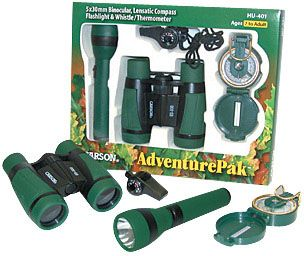 Adventure Pak for Exploration, Camping, Backpacking, & Biking...