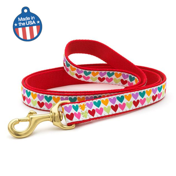 Pop Hearts Leash