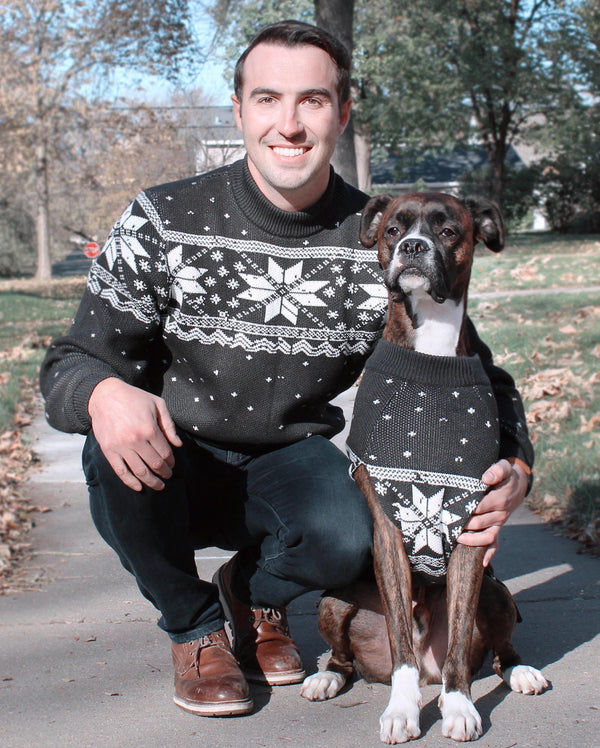 Deck The Halls - Matching Sizes for Dogs + Humans