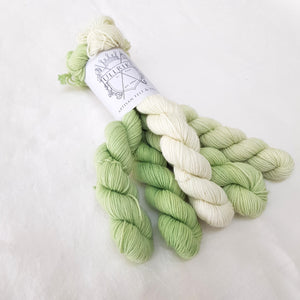 Merino Sock Mini Fade Set