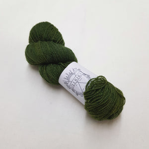 Ullrike Ambra Woodland 100% Finnish 2-ply wool yarn
