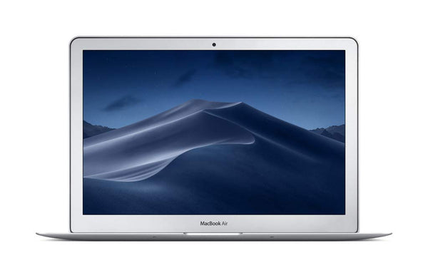 Apple MacBook Air (13-inch, 8GB RAM, 128GB SSD Storage) - Silver - Dumux&EurekaYa
