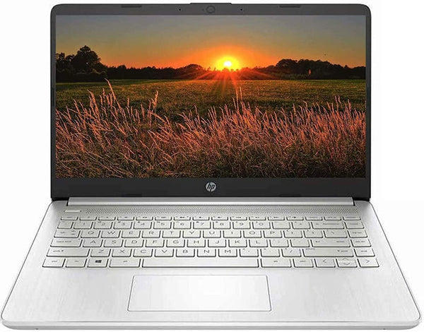 "HP 14 2020 Newest Business Laptop Computer I 14"" FHD IPS I 10th Gen Intel Quad-Core i7-1065G7 (>i7-8565U) I 12GB DDR4 1TB PCIe SSD I HDMI I USB-C Backlit KB Win 10 + Delca 16GB Micro SD Card - Dumux&EurekaYa"