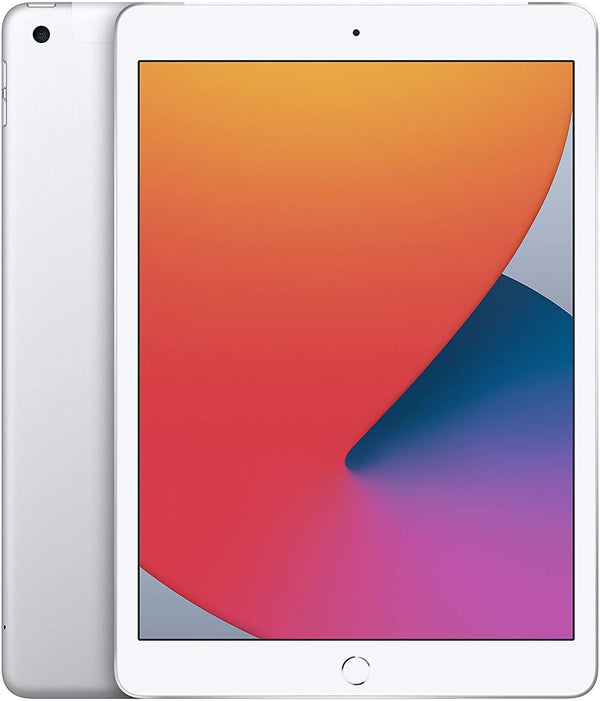 New Apple iPad (10.2-inch, Wi-Fi, 32GB) - Space Gray (Latest Model, 8th Generation) - Dumux