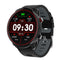Bakeey T30 1.3 inch Full Round Screen Heart Rate Blood Pressure IP68 Waterproof Long Standby Sports Smart Watch (Black) - Dumux&EurekaYa