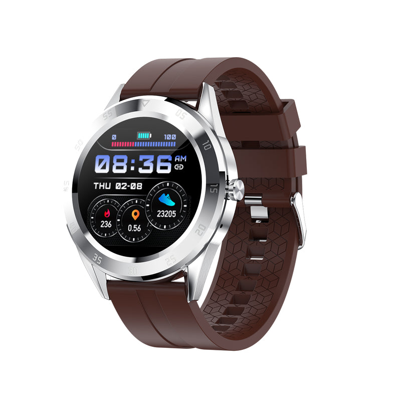 Bakeey Y10 1.54' Full Touch Screen Dual Menu Style Multiple Dial Option Heart Rate - Dumux&EurekaYa