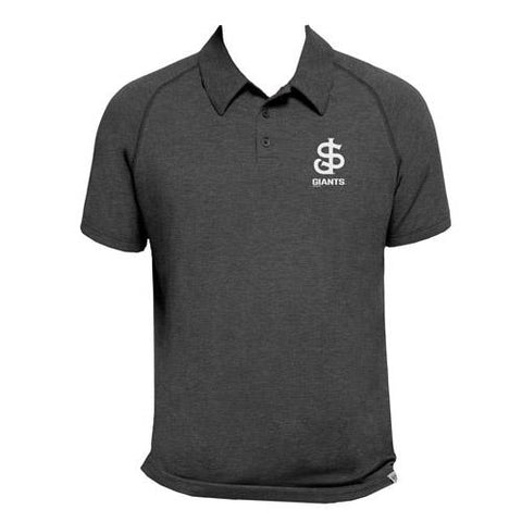 San Jose Giants 47 Brand Men's Gray Polo