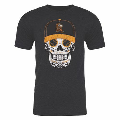 San Jose Giants 108 Stitches Churros Sugar Skull Tee