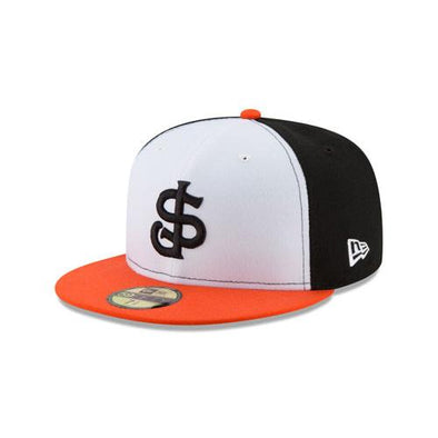 San Jose Giants New Era Primary Alternate #2 Fitted Cap 2019