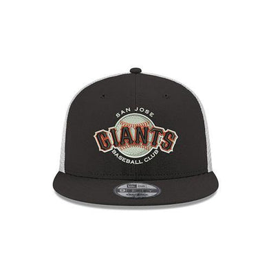 San Jose Giants New Era San Jose Ball Logo Snapback