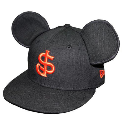San Jose Giants New Era SJ Mickey™ Ears Cap