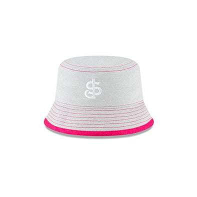 San Jose Giants New Era Baby Bucket Hat - Pink