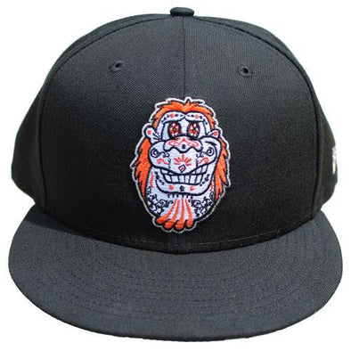 San Jose Giants New Era Gigante Sugar Skull Cap