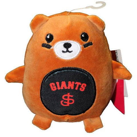 San Jose Giants Mini Plush Bear