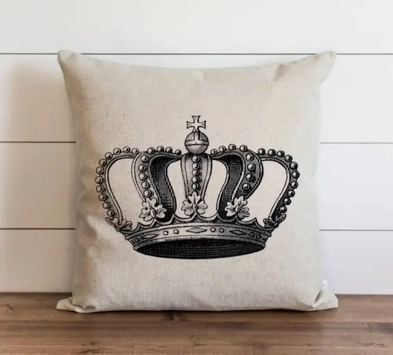 Crown Pillow Case