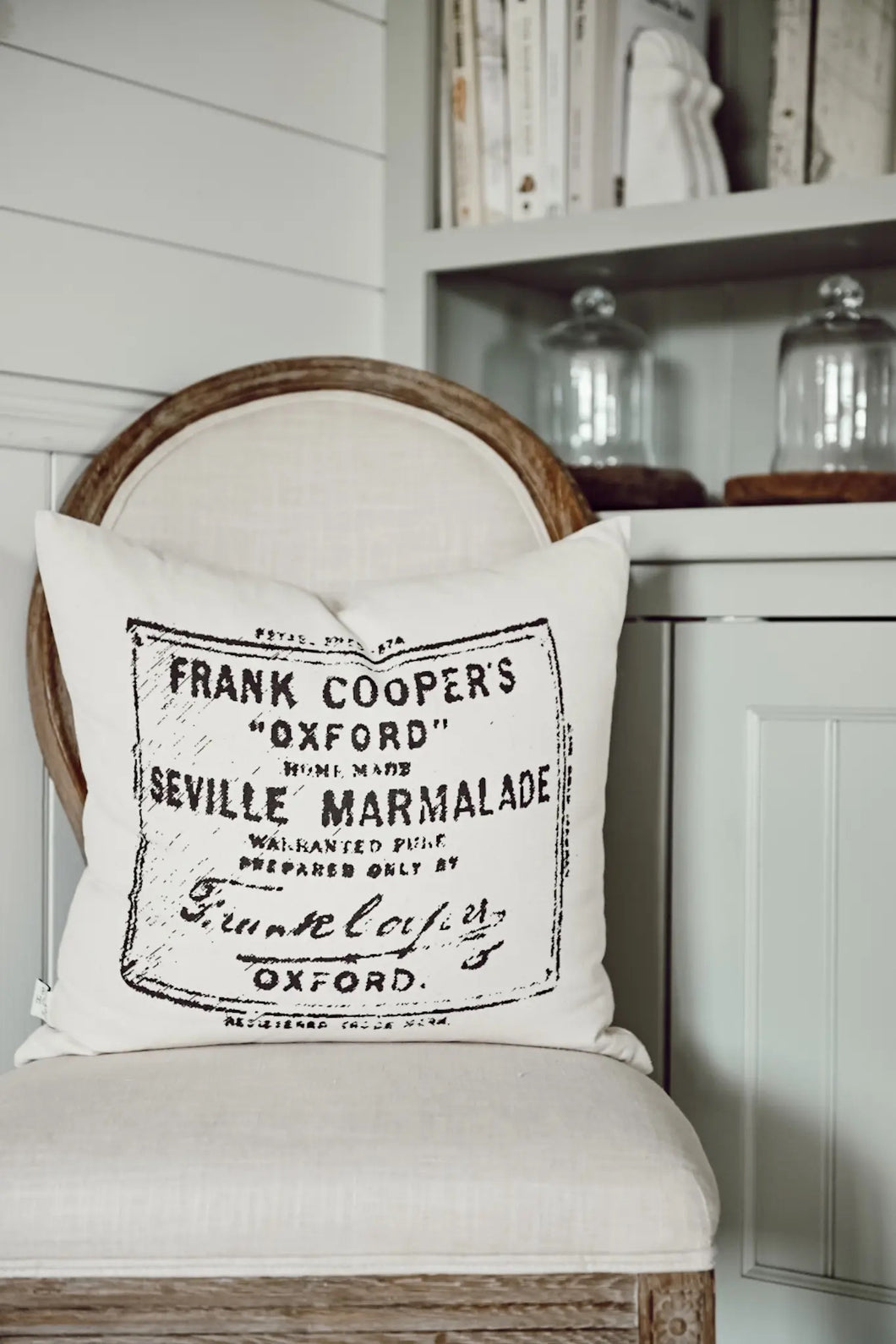 Vintage Marmalade Pillow