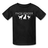 Pack Leader Ultra Cotton Youth T-Shirt - black