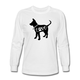CD Puppy Love Long Sleeve T-Shirt - white