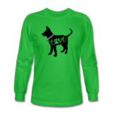 CD Puppy Love Long Sleeve T-Shirt - bright green