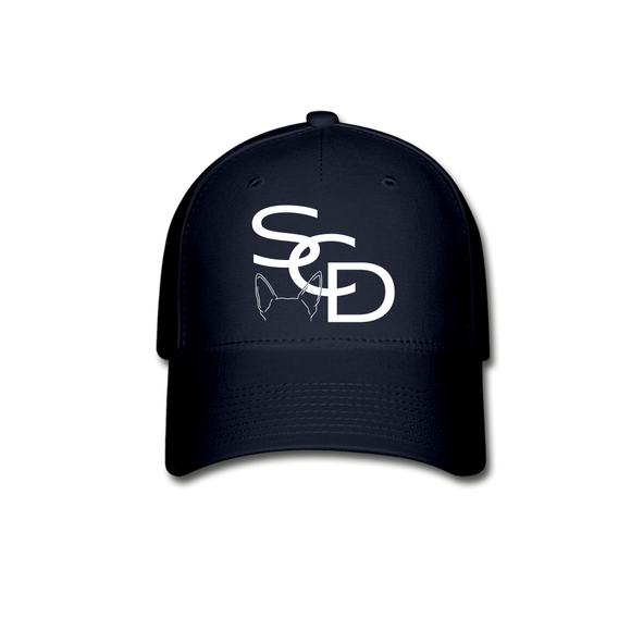 Team SCD Baseball Cap - navy