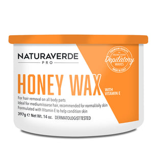 Honey Wax with Vitamin E