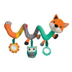 Spiral Activity Toy Fox