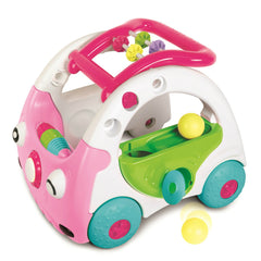 Senso' 3-in-1 Discovery Car Pink