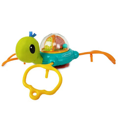 Go Gaga Suction Cup Link & Spin Turtle