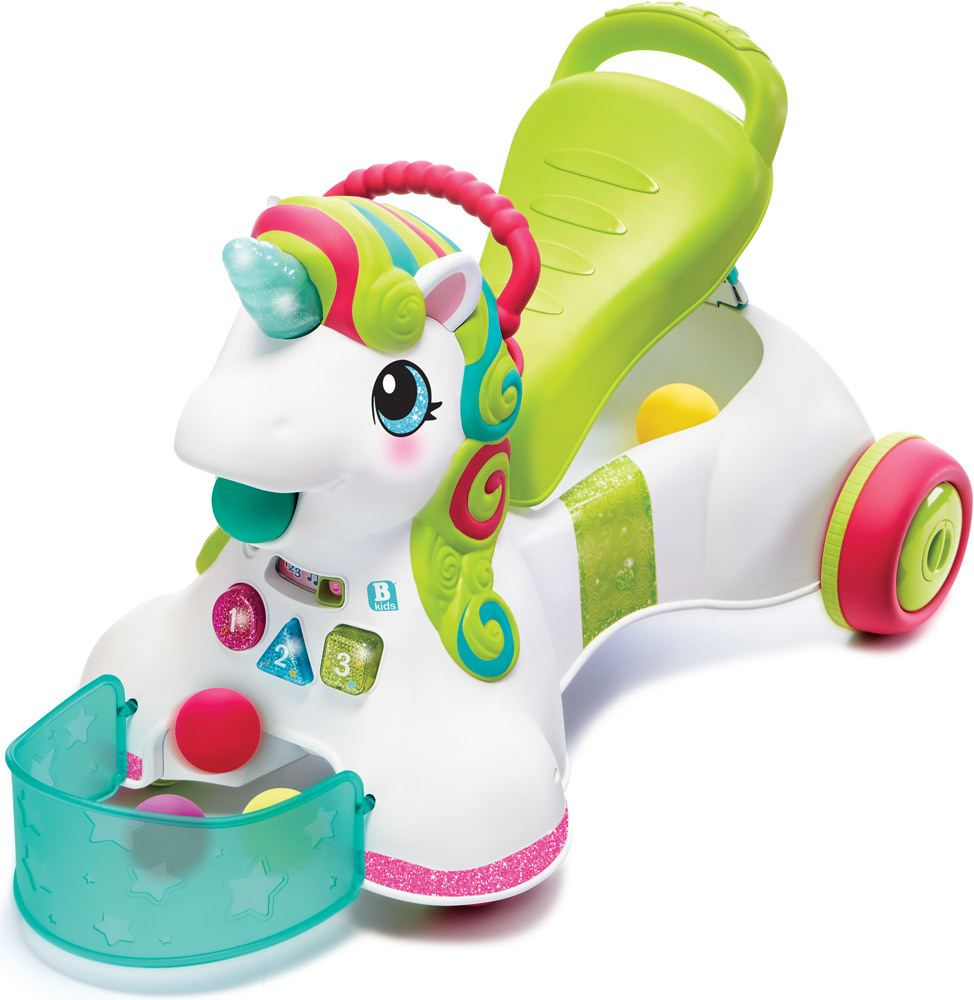 Senso 3-in-1 Sit, Walk & Ride Unicorn™