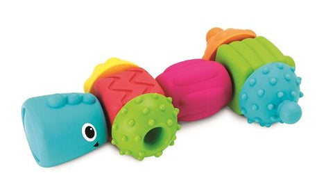 Sensory Plug & Play Textured Multi Blocks Set