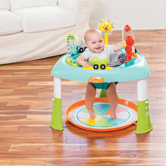Sit, Spin & Stand Entertainer, 360 Seat & Activity Table