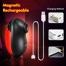 Charger l'image dans la galerie, Hedgehog Magnetic Rechargeable Vibrating Sucker Imitate Oral sex stimulate tits clitoris and pussy