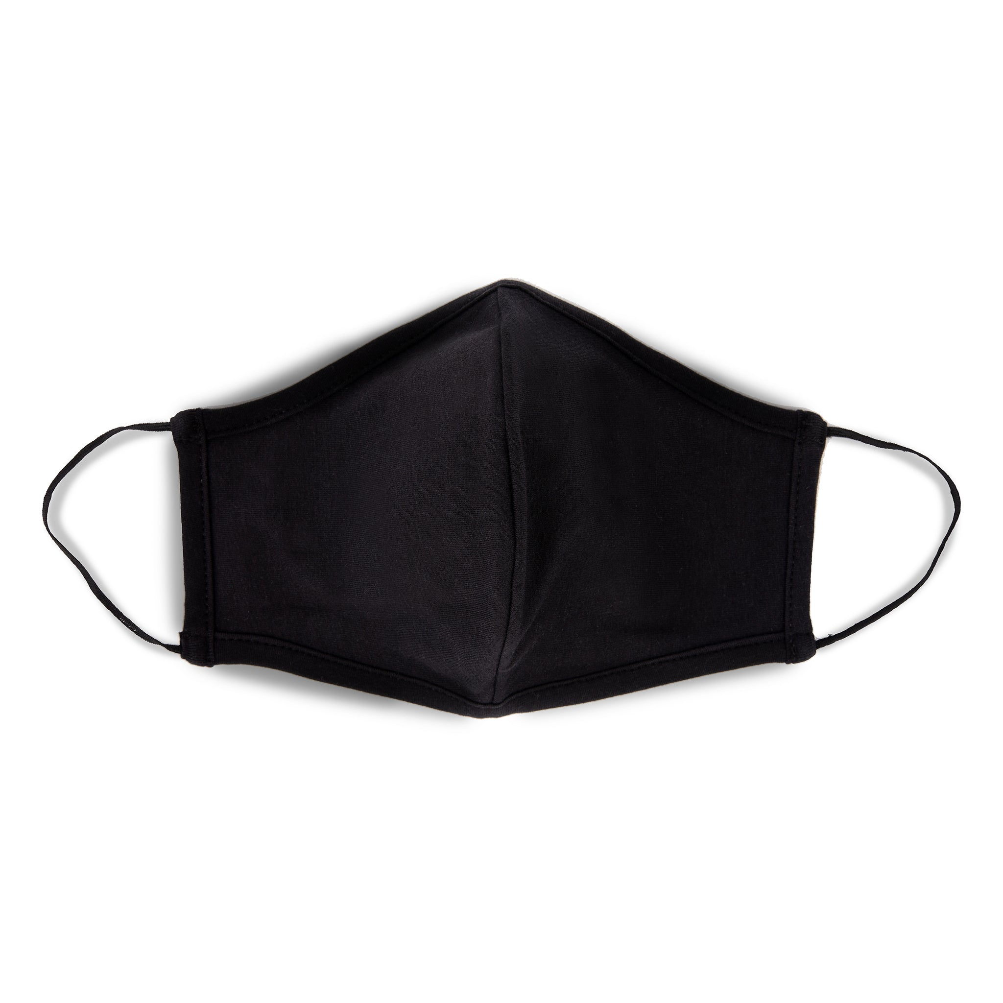 Cloth Face Mask — Black (5-Pack)