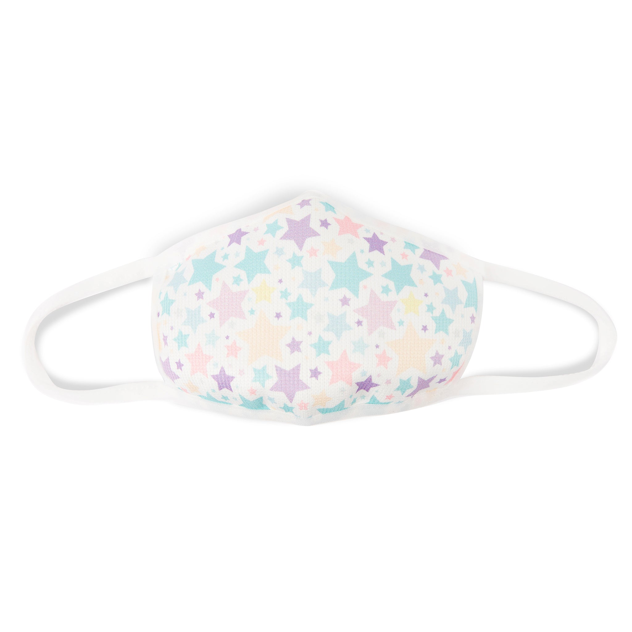 Kids' Printed Face Mask — Stars