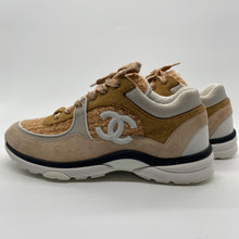Load image into Gallery viewer, Chanel Beige Sneaker