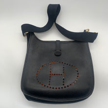 Load image into Gallery viewer, Hermes Black Tote Bag