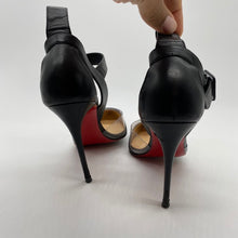 Load image into Gallery viewer, Christian Louboutin Black Multimiss Heel