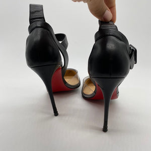 Christian Louboutin Black Multimiss Heel