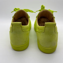 Load image into Gallery viewer, Christian Louboutin  Lime Green Sneakers