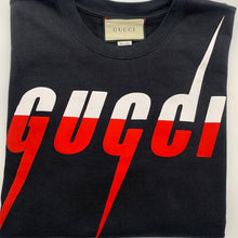 Load image into Gallery viewer, Gucci Black Blade Men's Tshirt