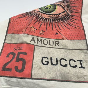 Gucci Ivory Eye Men's Tshirt