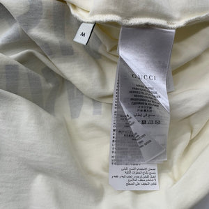 Gucci Ivory Men's Tshirt