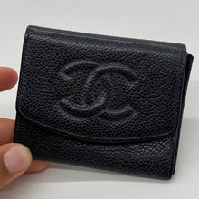 Load image into Gallery viewer, Chanel Black Coin Case/Purse