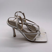 Load image into Gallery viewer, Bottega White Heel