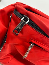 Load image into Gallery viewer, Prada Red Belt Bag