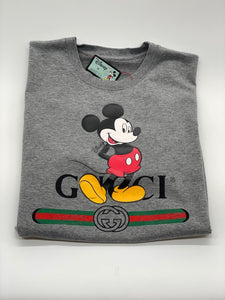 Gucci Grey Men's Tshirt